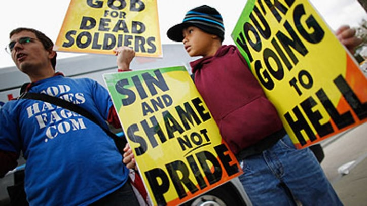 Anti-gay Westboro Baptist Church to Target Steve Jobs' Funeral
