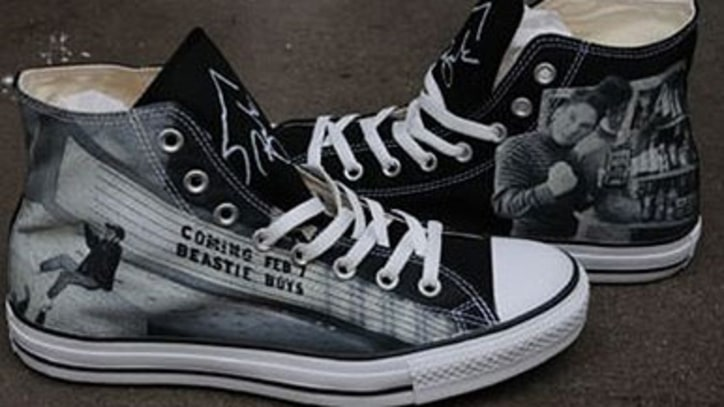 Limited Edition Beastie Boys Converse Sneakers Feature Never-Before-Seen Images of the Group