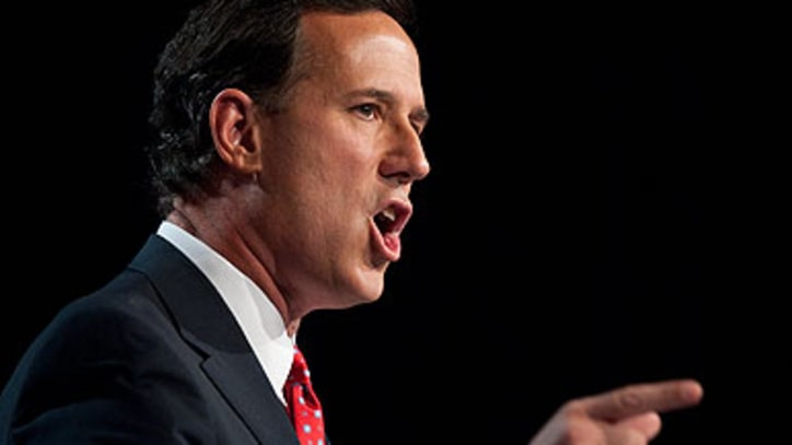 Wingnut Watch: Santorum Says Gay Solders 'Cause Problems' For People 'Living in Close Quarters'