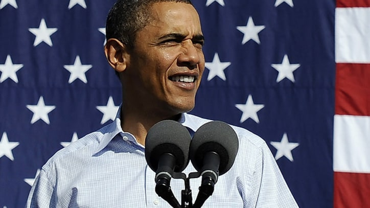 Campaign Roundup: Obama Winning Money Primary, Losing Media One