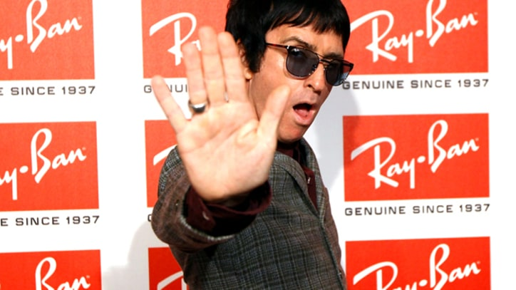 Johnny Marr Makes His Sunglass Designer Debut With Custom Ray-Bans