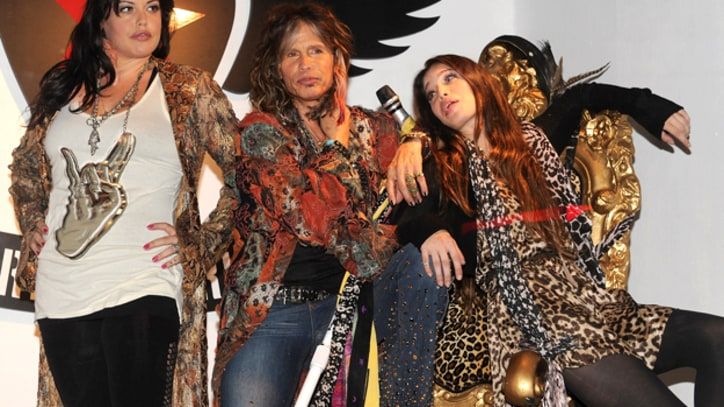 Steven Tyler Fronts Launch Of Hilfiger Family's Latest Clothing Line