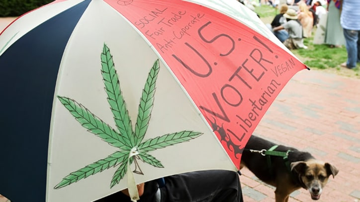 50 Percent of Americans Say Legalize Pot, a 'Record High'