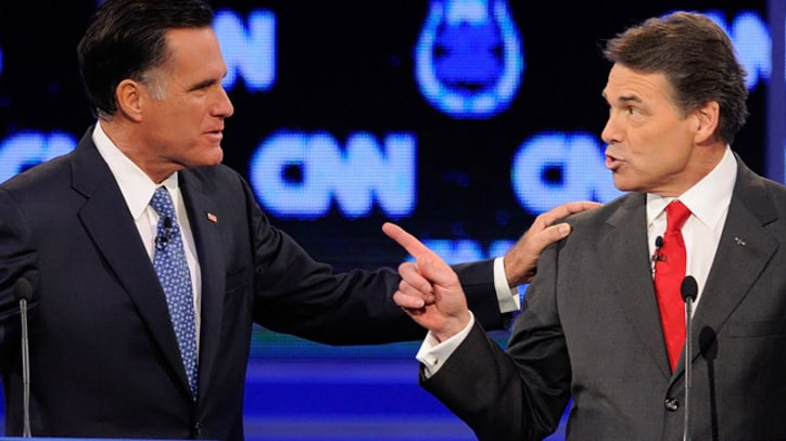 GOP Fight Night in Vegas: Notes on the Ugliest Debate Yet