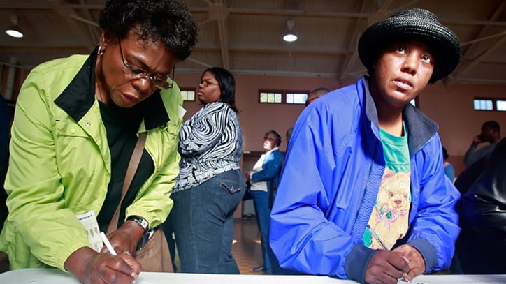 GOP War on Voting: South Carolina ID Law Hits Black Voters Hardest