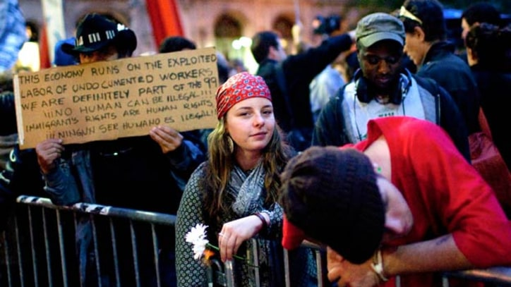 Today in Occupy Wall Street