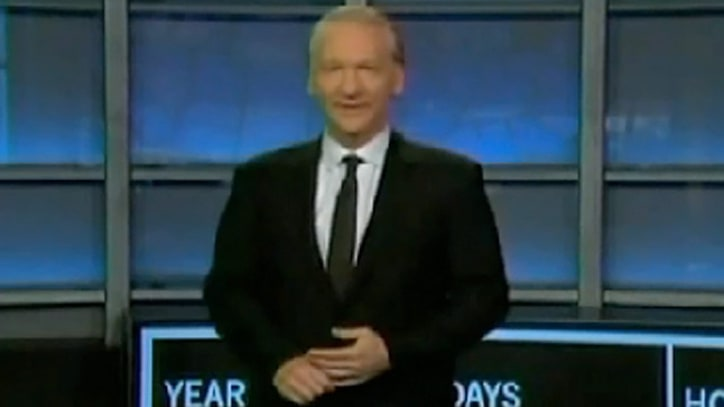 Bill Maher on Our 'Bad-Ass, Ninja, Black President'