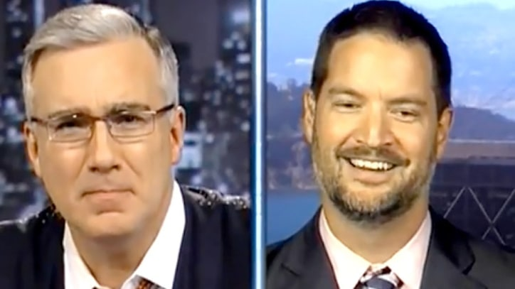 Dickinson on Countdown with Keith Olbermann: The Iraq Pullout