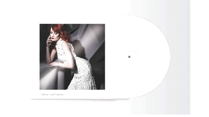 Florence and the Machine Teams Up With Karl Lagerfeld For 'Shake It Out' Vinyl