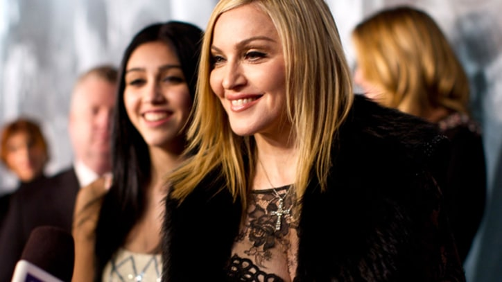 Madonna and Lourdes Search for the Ultimate Material Girl