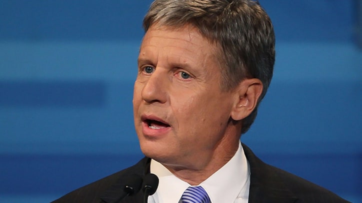 Gary Johnson Gets On New Hampshire Ballot