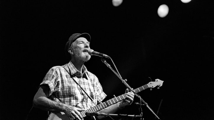 Pete Seeger Tribute Concert in the Works
