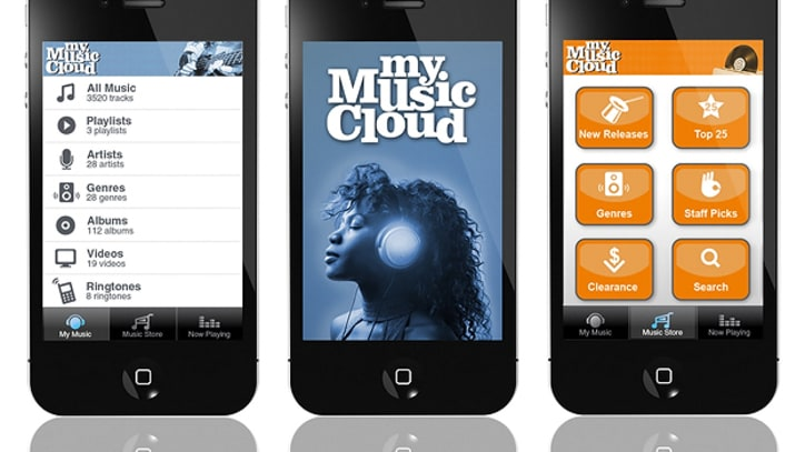 Storage Service MyMusicCloud Plays Nice Among Different Brands and Devices
