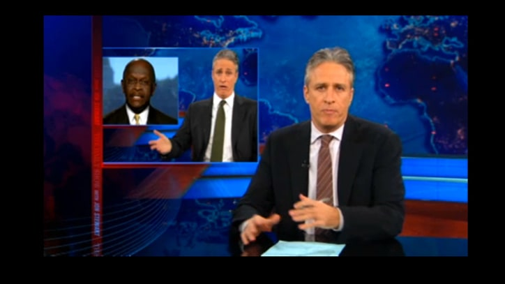 Jon Stewart on 'Who Has Better Blacks'