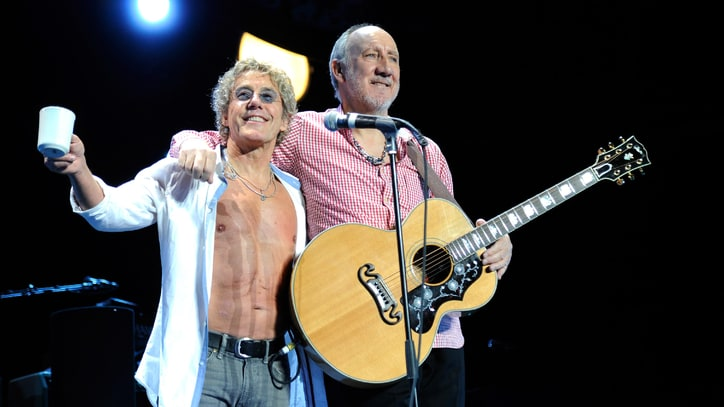 Roger Daltrey Hints at New Who Album: 'Pete's Got Hundreds of Songs'
