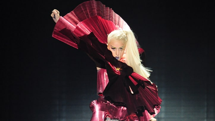 Lady Gaga Perfume Due in 2012: Sizing Up Her Competition