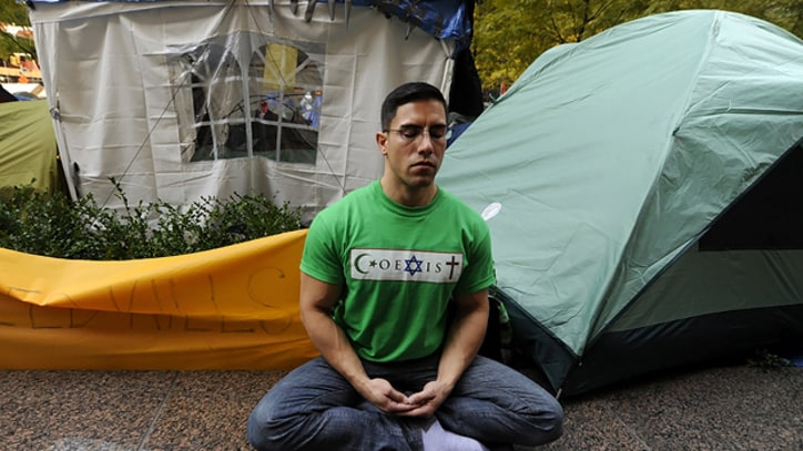 More Than 2,000 Writers Get Behind Occupy Wall Street