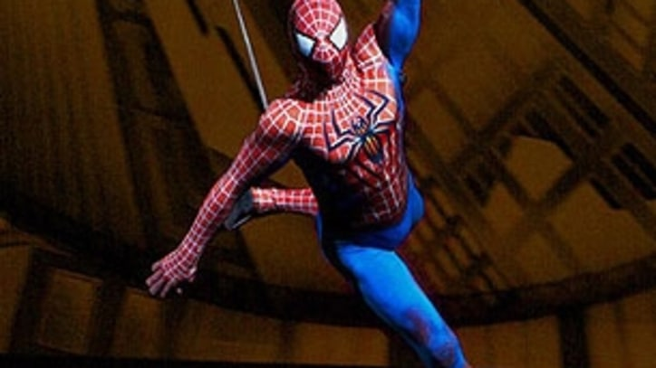 Digest: 'Spider-Man' Cited For Safety Violations; Christina Aguilera Sued Over Sample