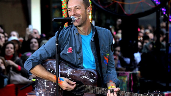 Coldplay: 'We Found Love'