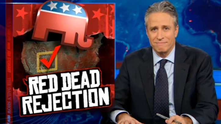 Jon Stewart on Conservatives' Tough Election Night
