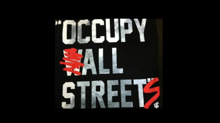 Jay-Z Announces 'Occupy All Streets' T-Shirt