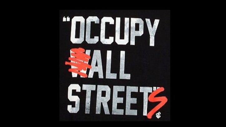 Jay-Z's Occupy Wall Street Apparel No Longer on Rocawear Site But Not Pulled From Market