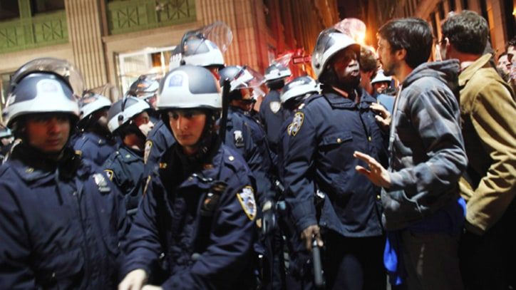 The Week in Occupy Wall Street