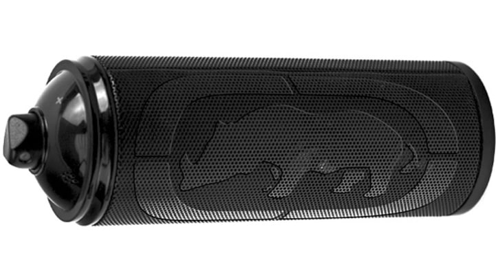 Ecko UNLTD's 'Spray' Bluetooth Speaker Brings Aerosol Couture to Audio