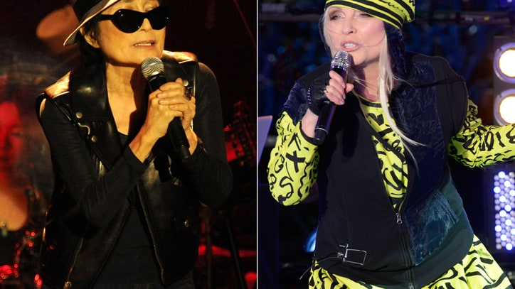 Blondie, Yoko Ono and Bob Geldof Join Amnesty International Concert
