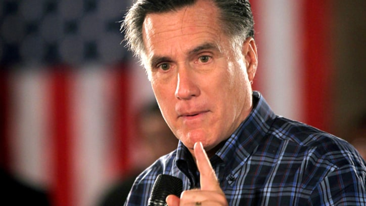 Mitt Romney's Lying Game