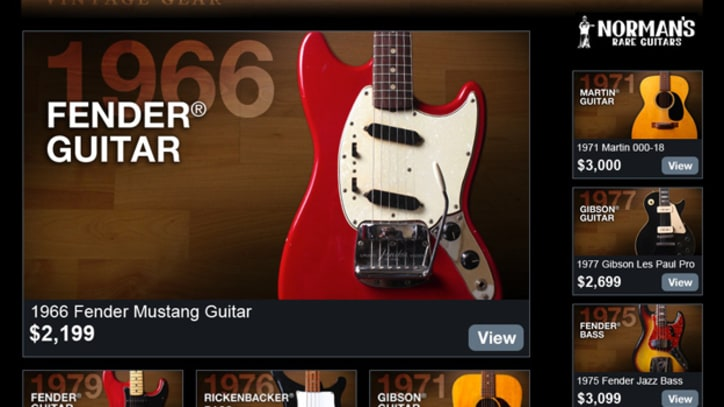 Hello Music Now Offering Musicians Exclusive Deals on Vintage Instruments