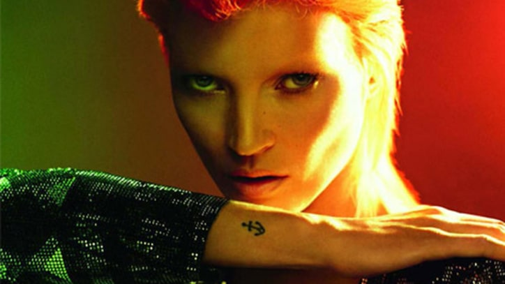 News Roundup: Lady Gaga's 'Marry the Night' Style, Kate Moss as Ziggy Stardust and More