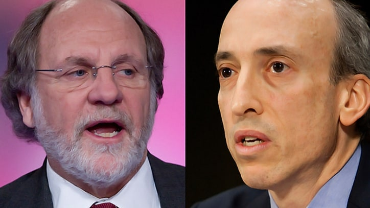 Jon Corzine's Relationship With CFTC Chair Gary Gensler Probed