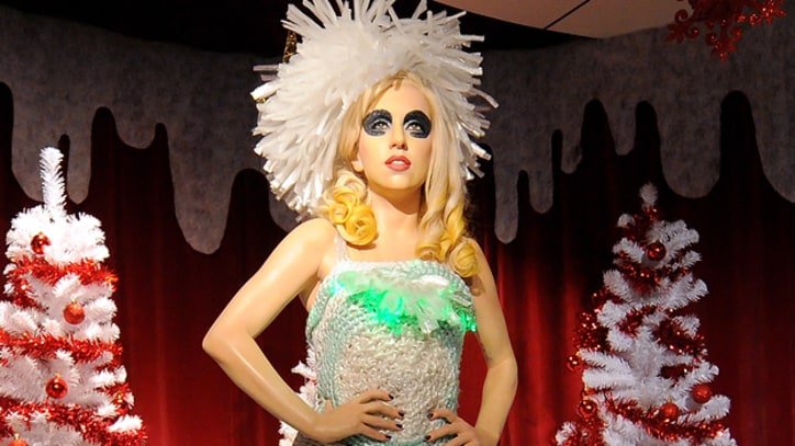Madame Tussauds Introduces Freaky, Festive Lady Gaga Wax Sculpture