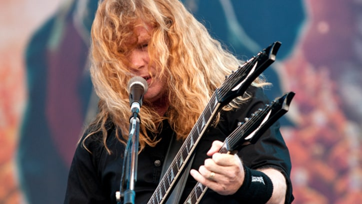 Megadeth's Dave Mustaine Releases Interactive Guitar App