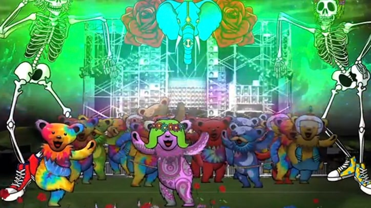 Grateful Dead Launch Video Game
