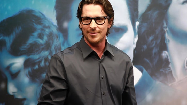 Christian Bale Roughed Up Visiting Chinese Activist