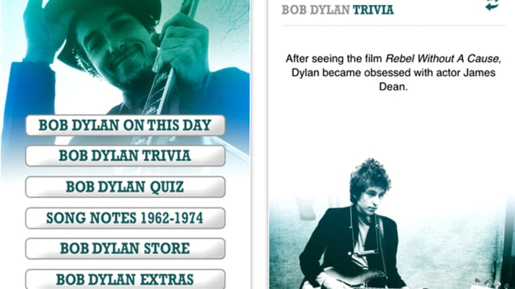 'This Day in Bob Dylan' App Released