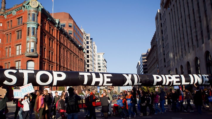 Big Oil to Obama: Okay the Pipeline Or Pay the Price