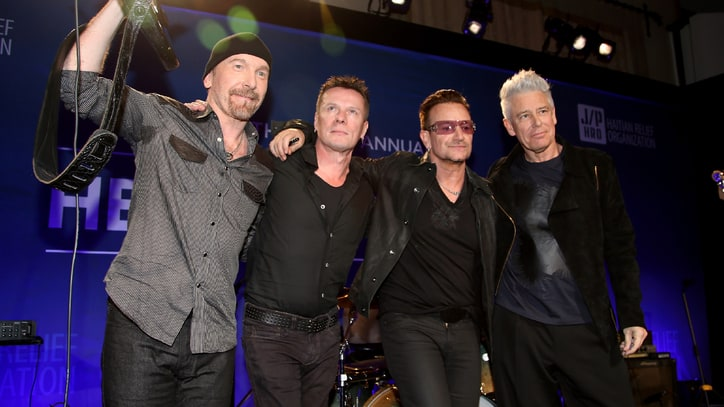 U2 Say 'Invisible' Is a 'Sneak Preview' of New Album