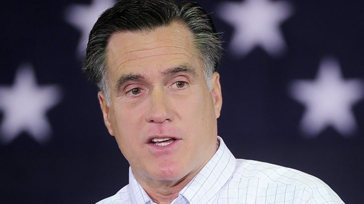 Romney's Tax Rate 'Probably' 15 Percent; Rivals Offer Him a Tax Cut