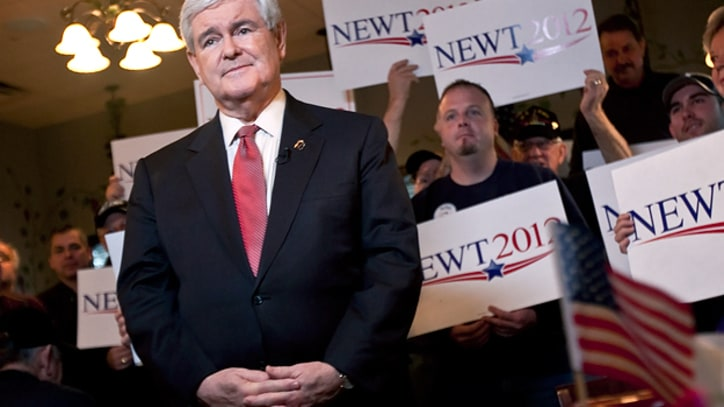 The Five Keys to the Gingrich Resurrection