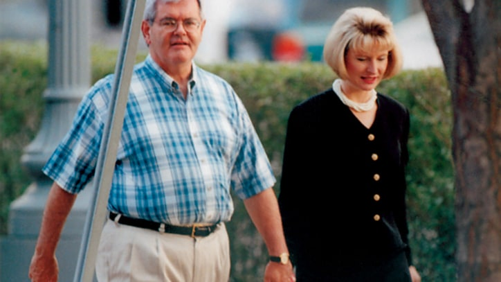 Newt and Callista's Affair 'Was Common Knowledge' on the Hill