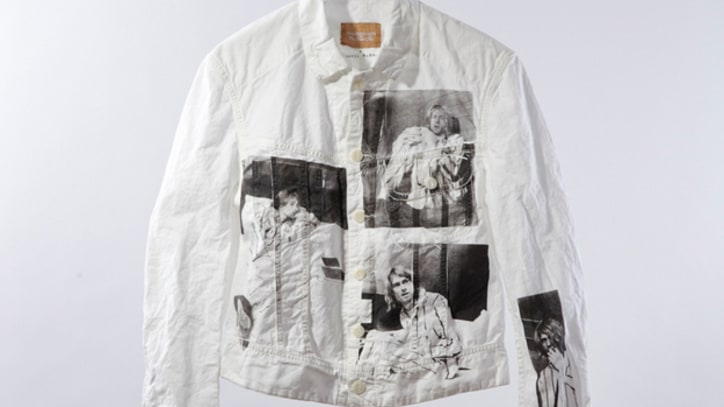 Mysterious Kurt and Courtney-Themed Clothing Collection Emerges In Japan