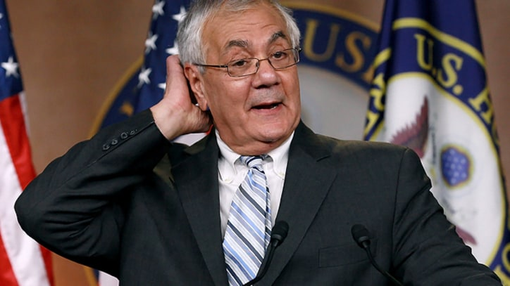 Barney Frank Is Getting Hitched