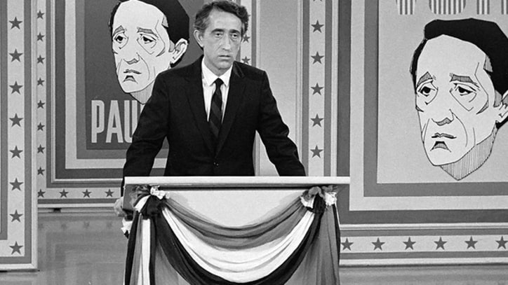 Mock the Vote: How Pat Paulsen Paved the Way for Colbert