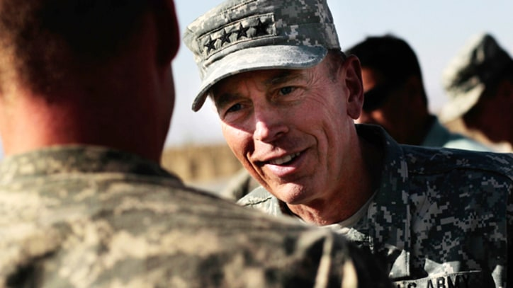The Legend of David Petraeus