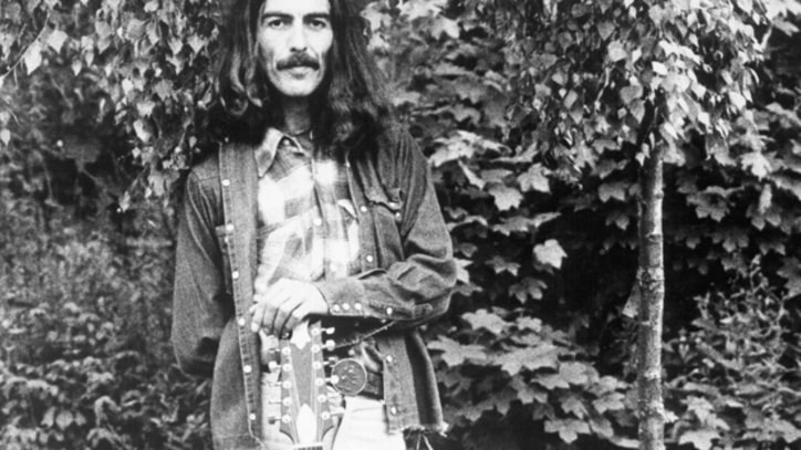 Explore George Harrison's Guitar Collection in New App