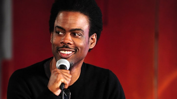 Chris Rock Happy to Pay Higher Taxes