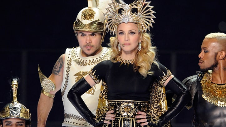 Behind the Scenes: Madonna's Elaborate Givenchy Super Bowl Costumes